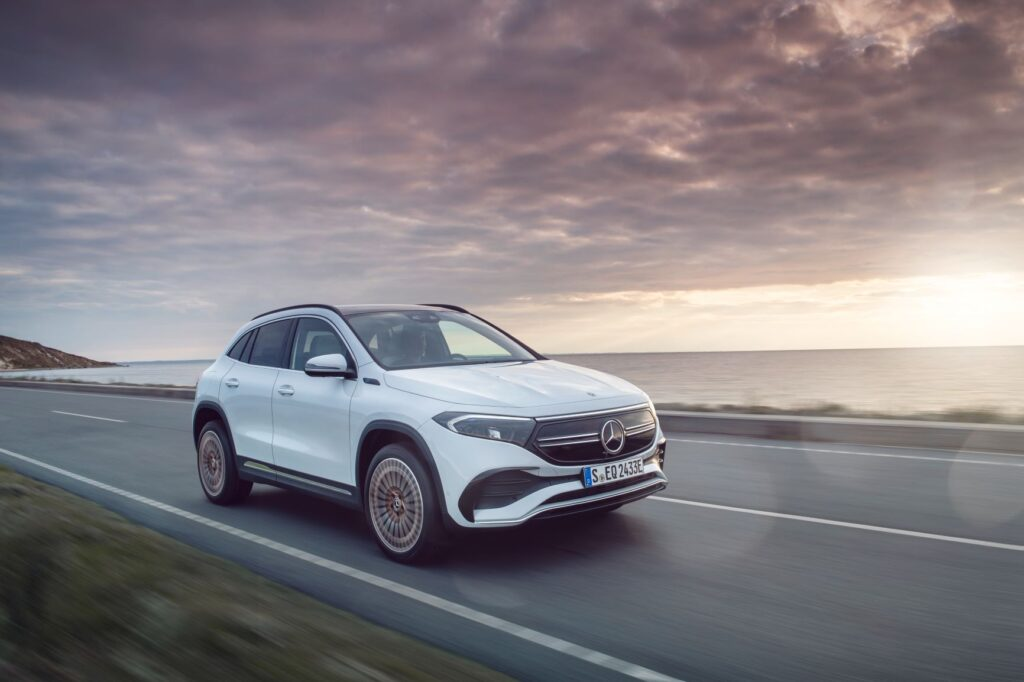 All-electric Mercedes-Benz EQA is now on sale from £40,495 OTR