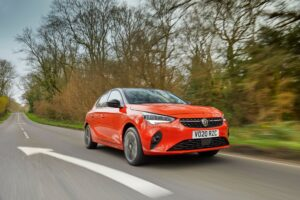 Vauxhall EV models continue to remain eligible for Government Plug-in Car Grant (PiCG)
