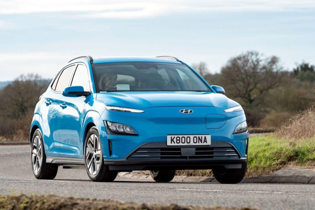 The new Hyundai Kona Electric starting from £33k