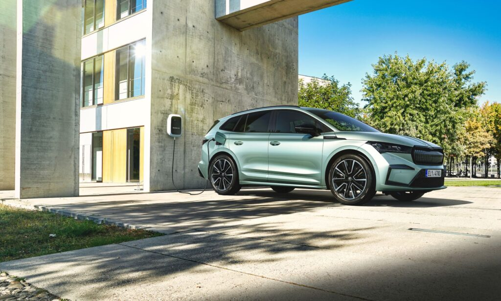 Skoda optimising electric mobility for everyday driving with the Powerpass