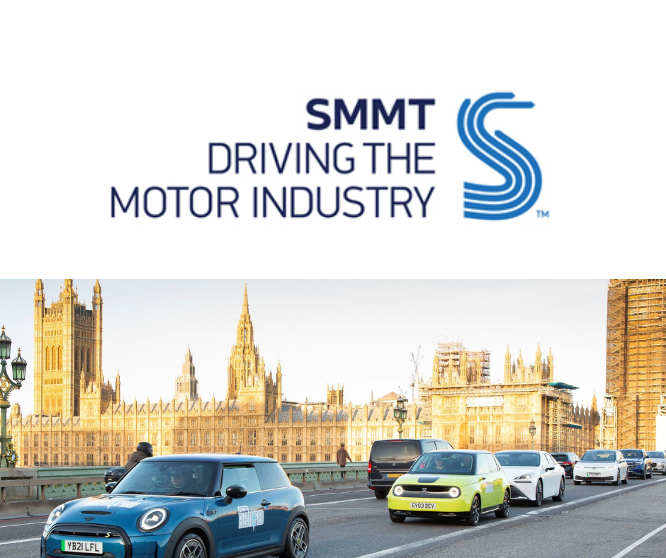 SMMT update: Business buyers of electric cars performing well, consumers however are slow off the starting blocks...