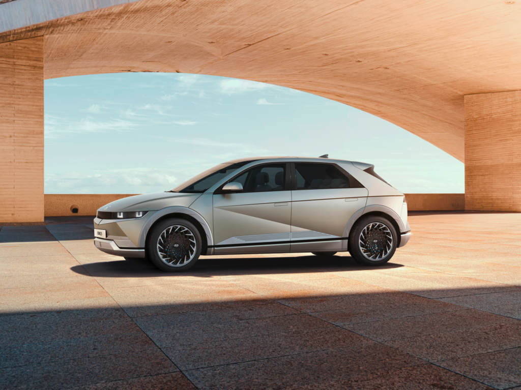 The Stunning Hyundai IONIQ 5 wins Best Design at the TopGear Electric Awards - is this the EV to take on Tesla?