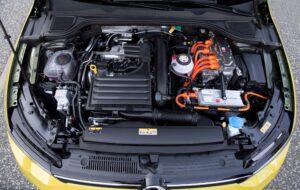 Volkswagen open order books for the Golf eHybrid for £32,995 on the road