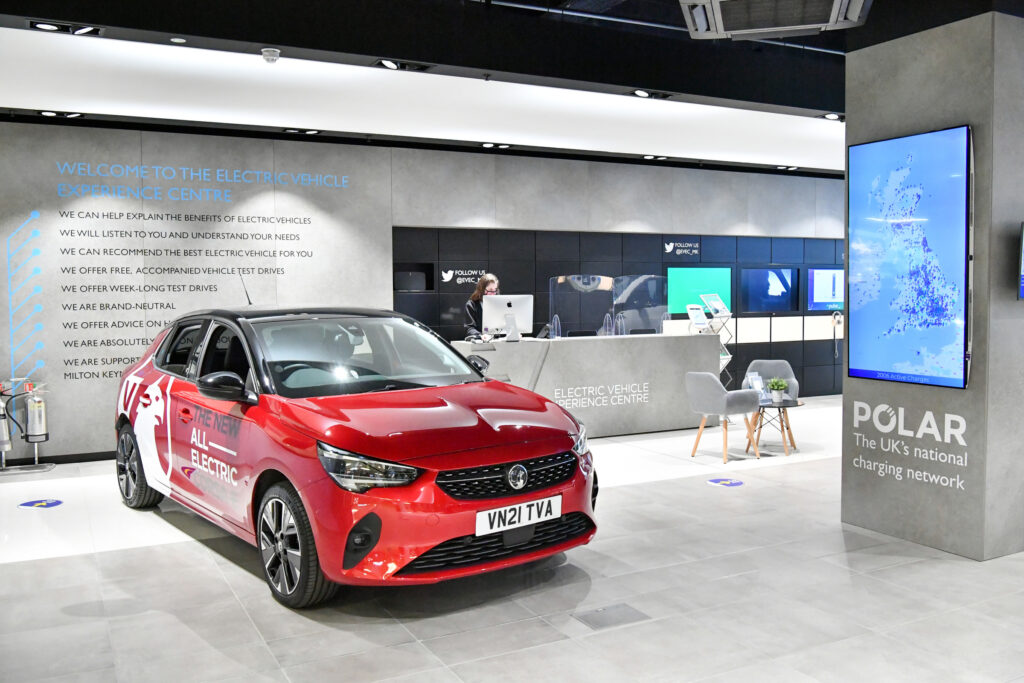 Are you thinking of buying an electric car? If you are then you should make your way to the impressive Electrical Vehicle Experience Centre in Milton Keynes