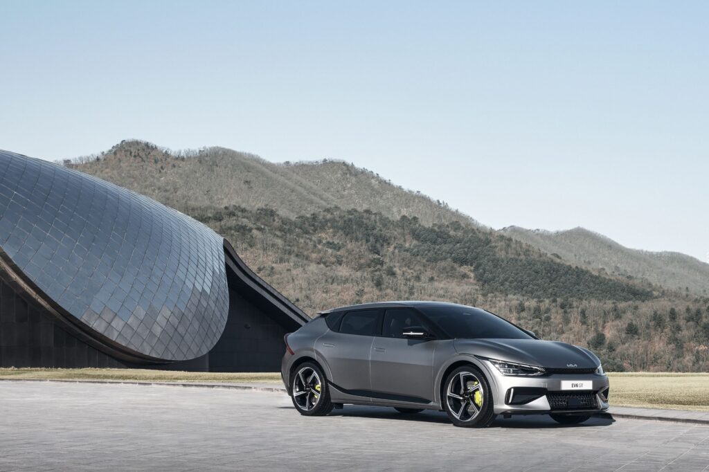 Last chance to reserve high-performance Kia EV6 GT before 2022