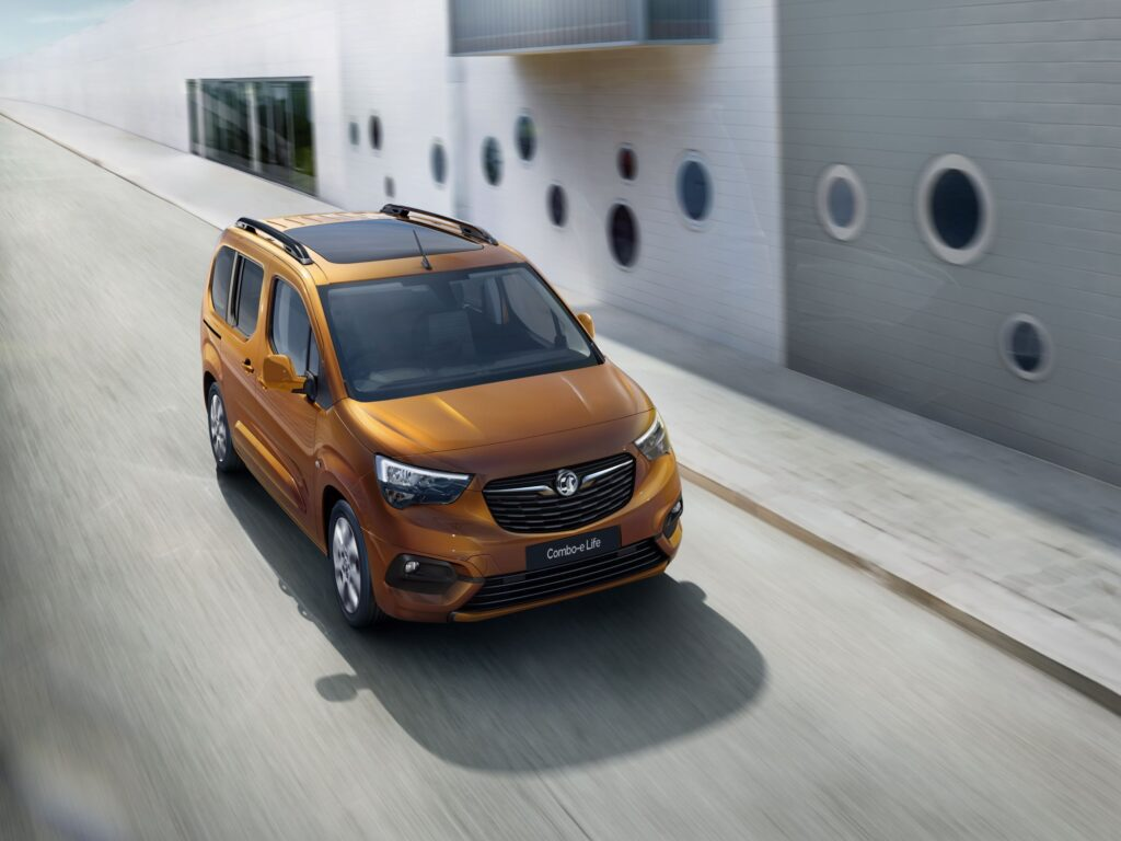 Vauxhall Combo-e Life is available to order now starting from £31,610 on-the-road