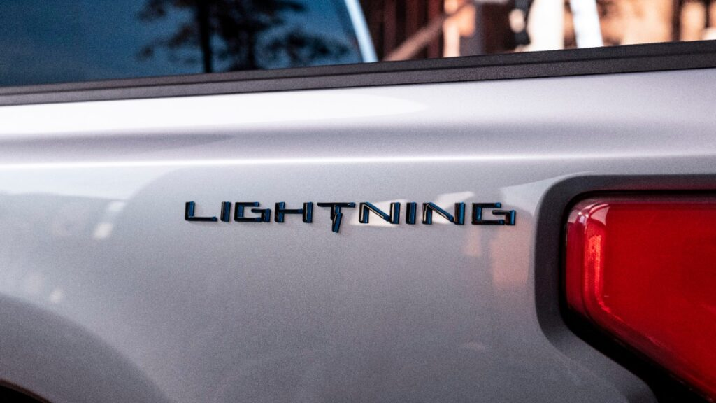 Ford's game-changing F-150 Lightning fully electric pick-up truck revealed!