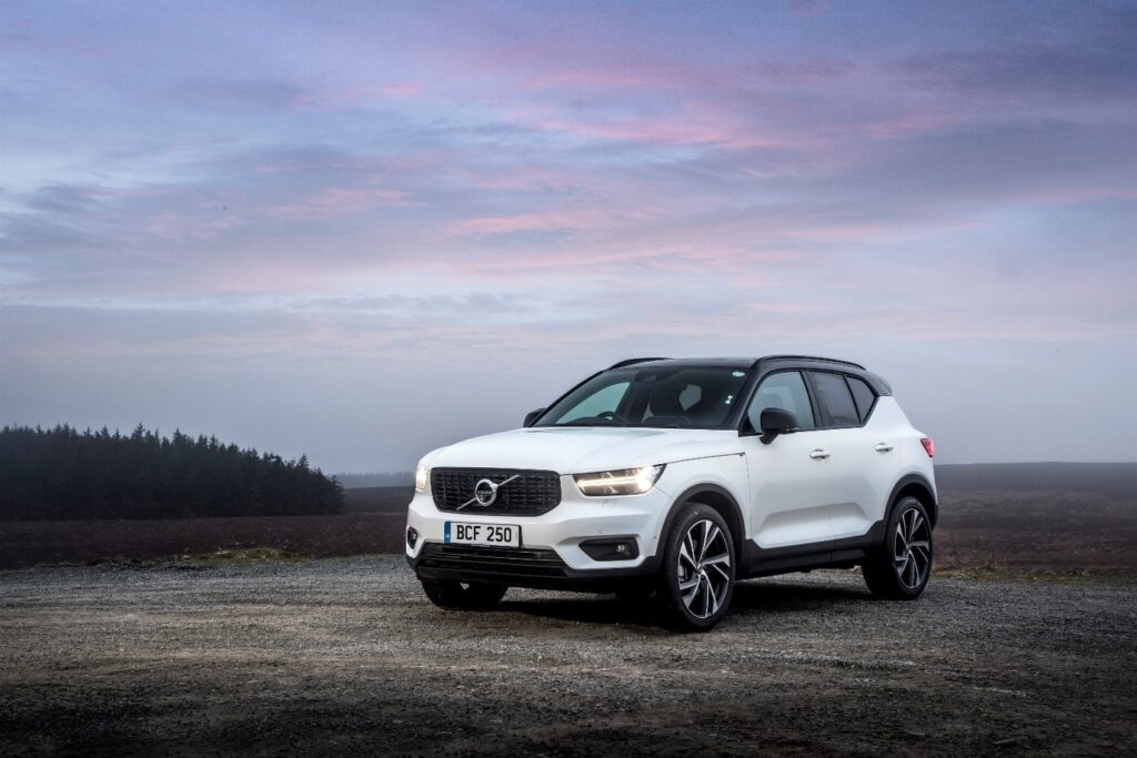 The majority of new cars in the UK are now SUVs!