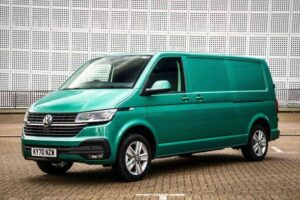 5 of the best electric vans on the market in the UK
