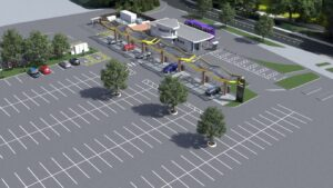 Europe's most powerful electric vehicle charging hub to be based in Oxford
