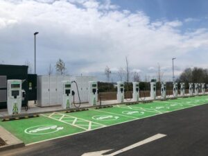 GRIDSERVE – partnering with Ecotricity to rapidly develop the Electric Highway