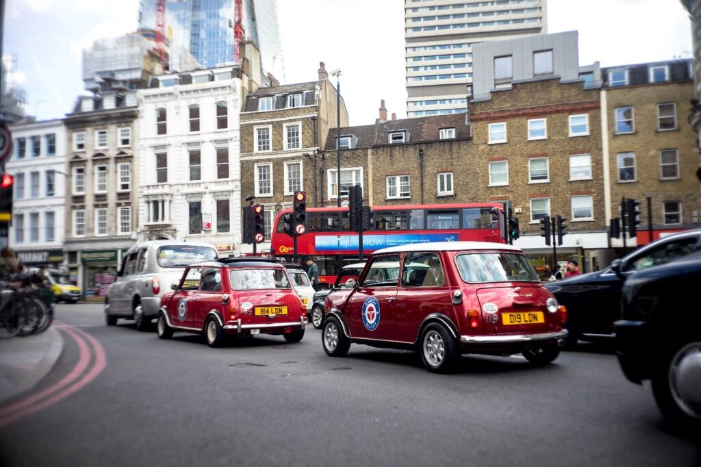 Hagerty explores what the Ultra Low Emissions Zone means for London's classic car owners
