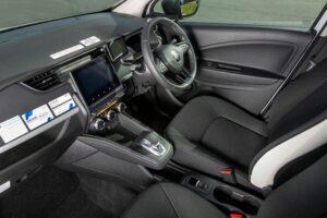 Renault Zoe Van helps to power change in the SSE fleet