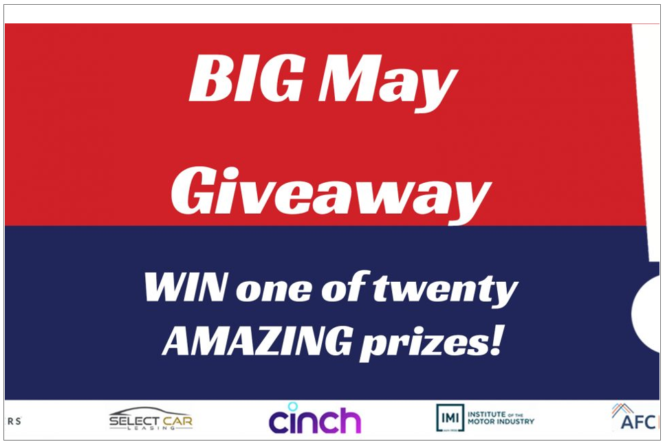 The British Motor Show returns in August with huge prizes up for grabs with 'The British Motor Show Big May giveaway'!