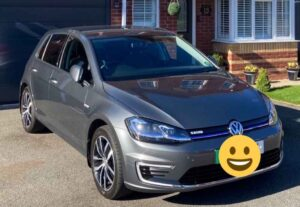 Volkswagen e-Golf 35kWh 2019, Anthony - EV Owner Review