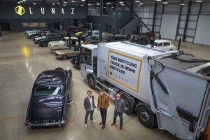 David Beckham invests in UK EV company LUNAZ