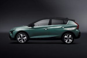 Hyundai announces BAYON prices and specifications with mild hybrid system