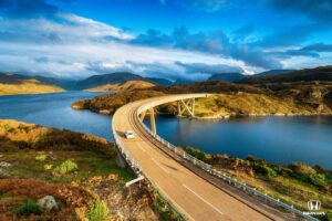 Cornwall crowned as Europe's number one 'pinned road trip destination'