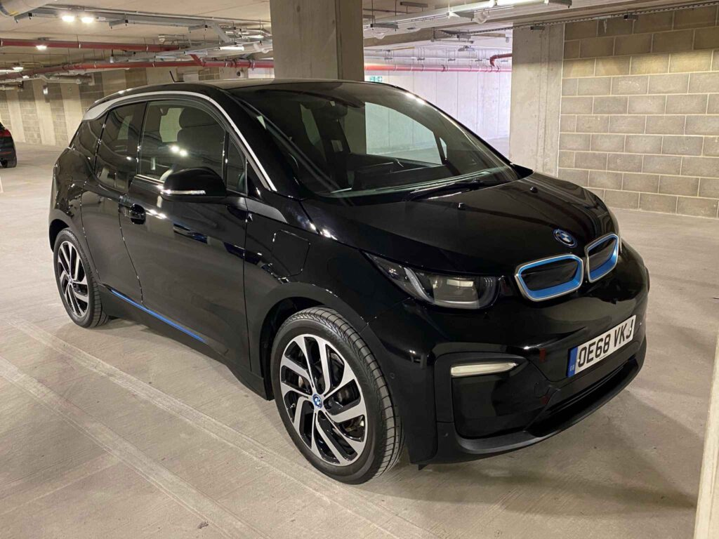 BMW i3 REx 94 Ah 2019, David - EV Owner Review