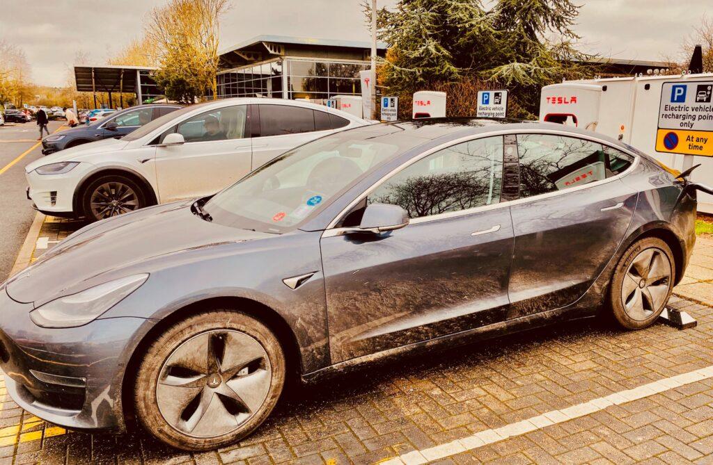 Tesla Model 3 Performance 2019, David - EV Owner Review