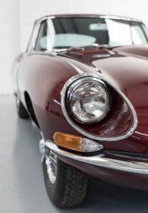 Electrogenic electrifies the Jaguar E-type