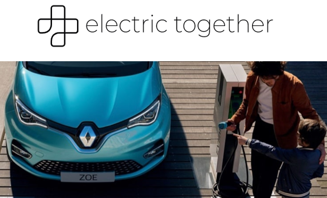 Electric Together – delivering better outcomes for everyone on an EV journey