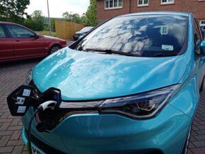 Renault Zoe ZE50 Iconic 2021, Glen - EV Owner Review