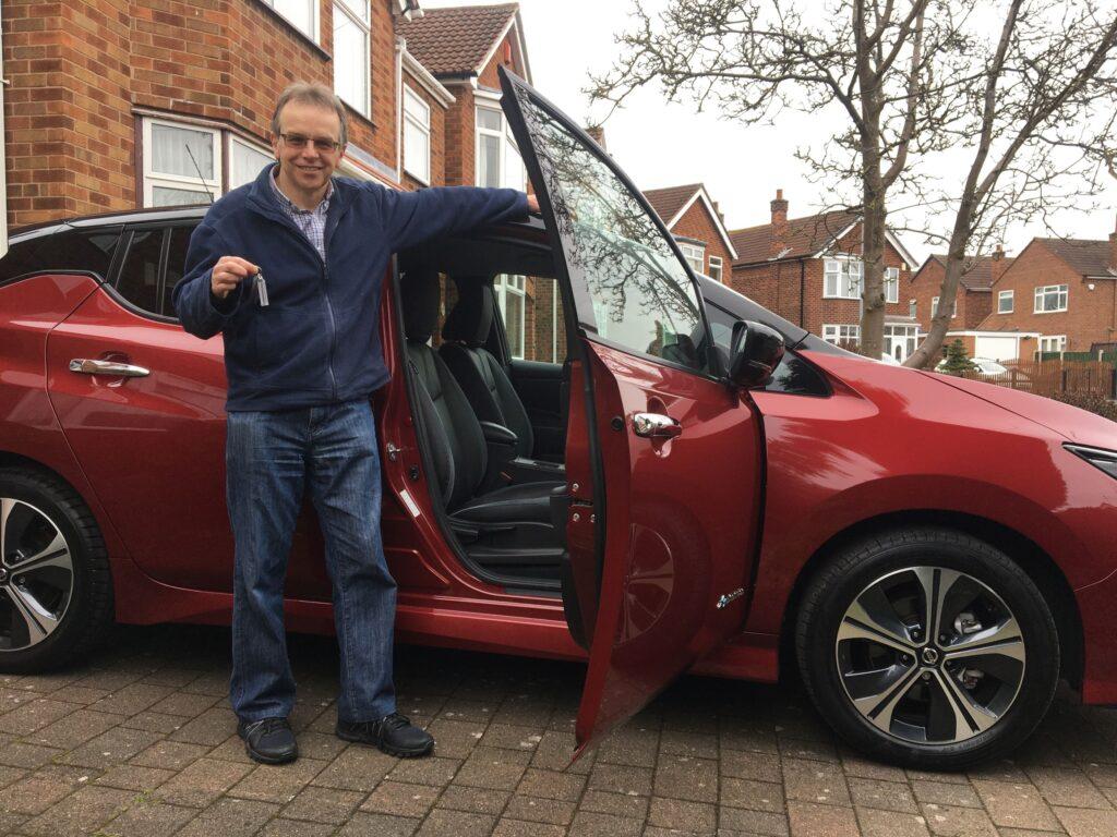 Nissan LEAF e+ 2020, Graham - EV Owner Review