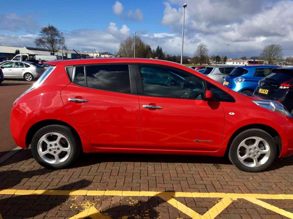 Nissan LEAF 2015 25kWh, Heather - EV Owner Review