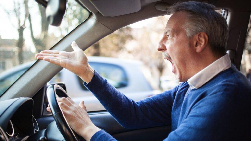 Top 10 driving stresses revealed as UK traffic gets heavier post-lockdown