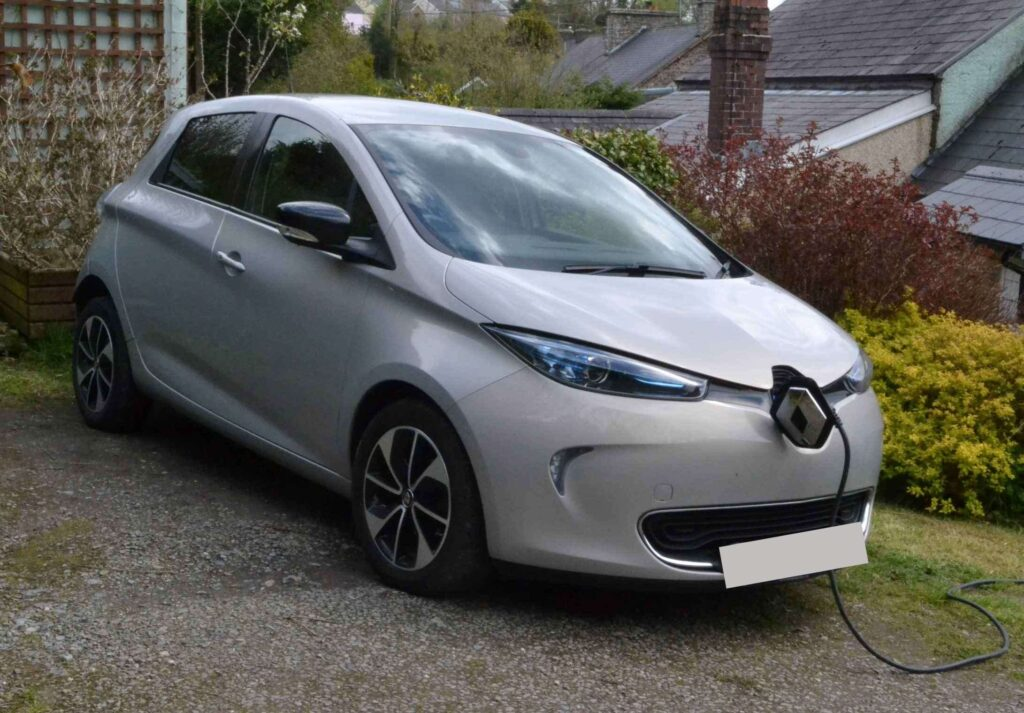 Renault Zoe ZE40 41kWh 2018, John - EV Owner Review
