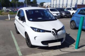 Renault Zoe Q210 2015, Julian - EV owner review