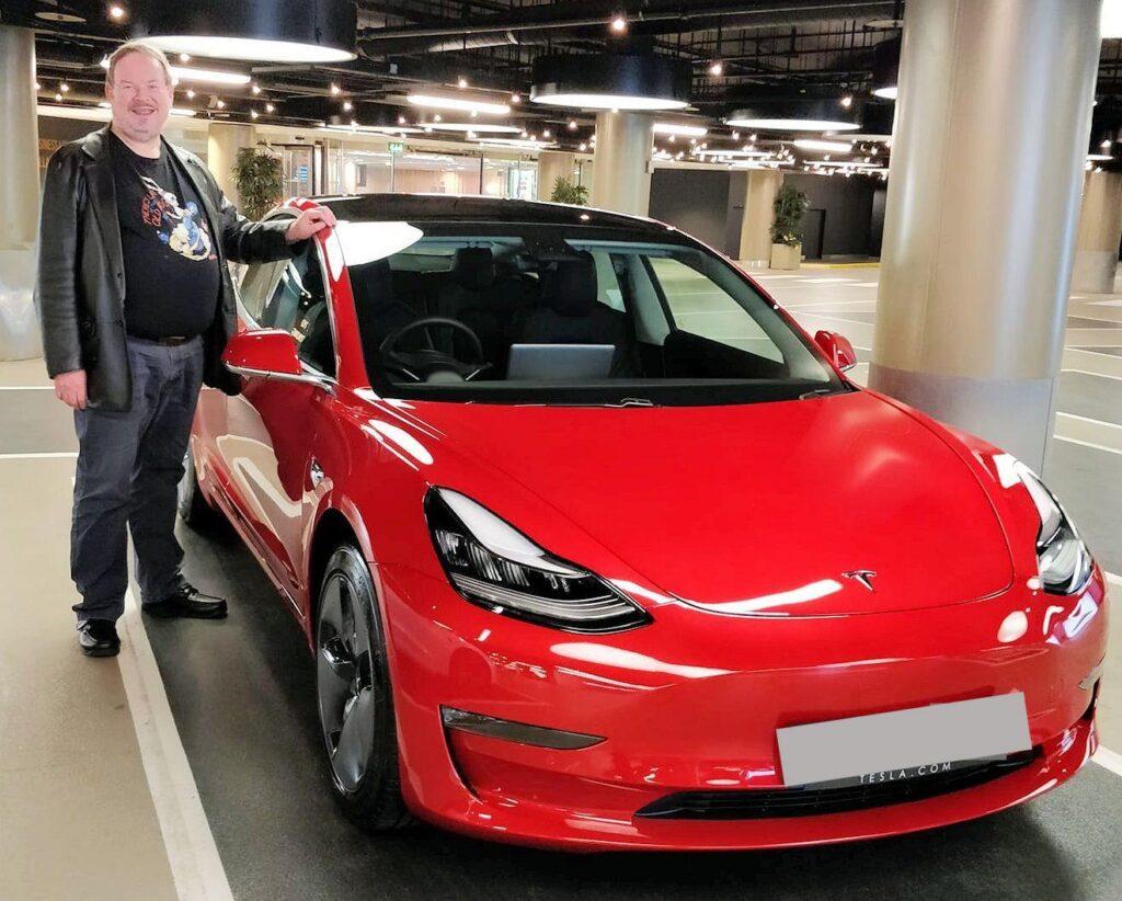 Tesla Model 3 Long Range 2020, John - EV Owner Review