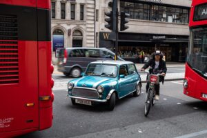 London Electric Cars launch electric-powered classic Mini conversion