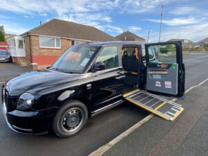LEVC Taxi, Martin L - Owner Review