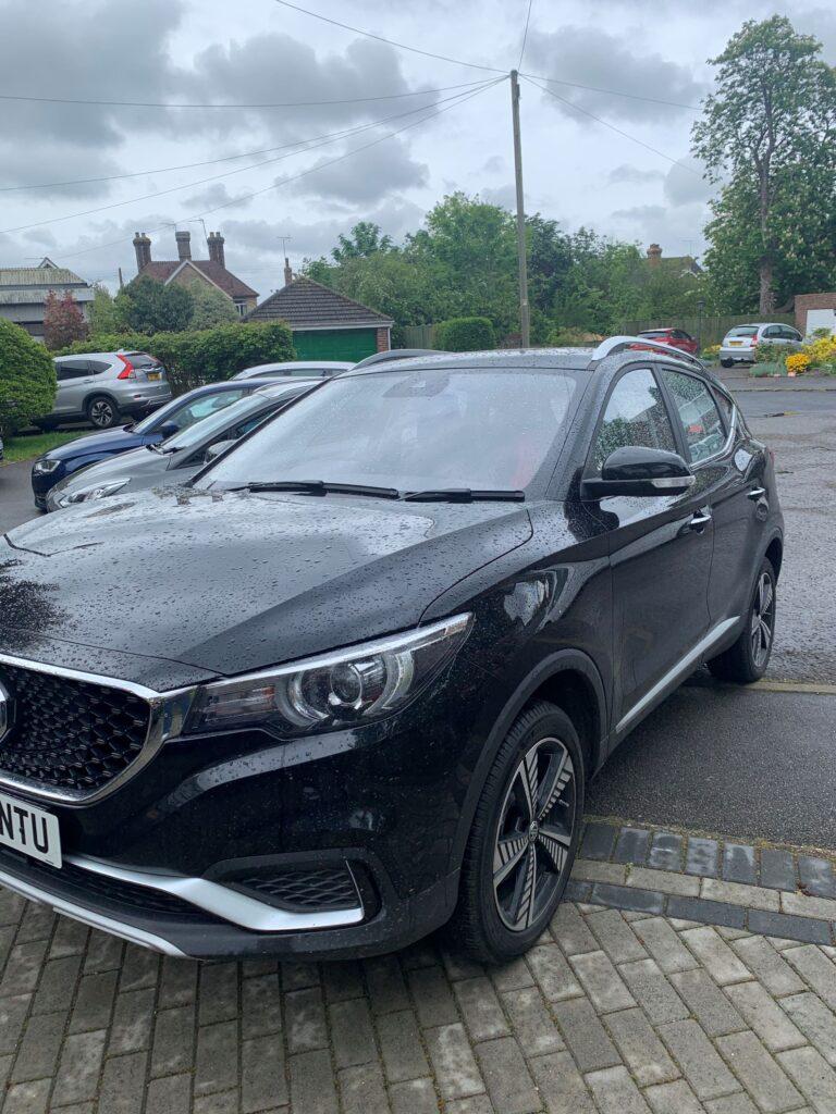 MG ZS EV Exclusive 2021, David - EV Owner Review