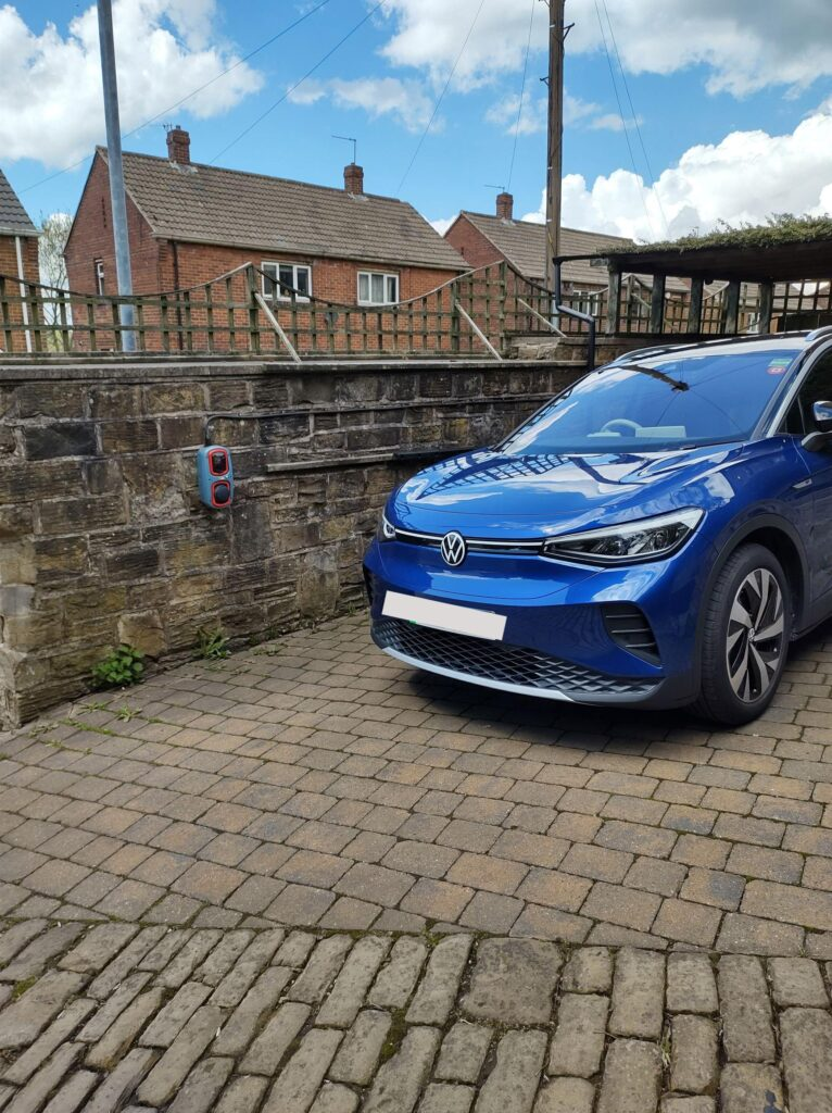 Volkswagen ID.4 2021, Michael - EV Owner Review
