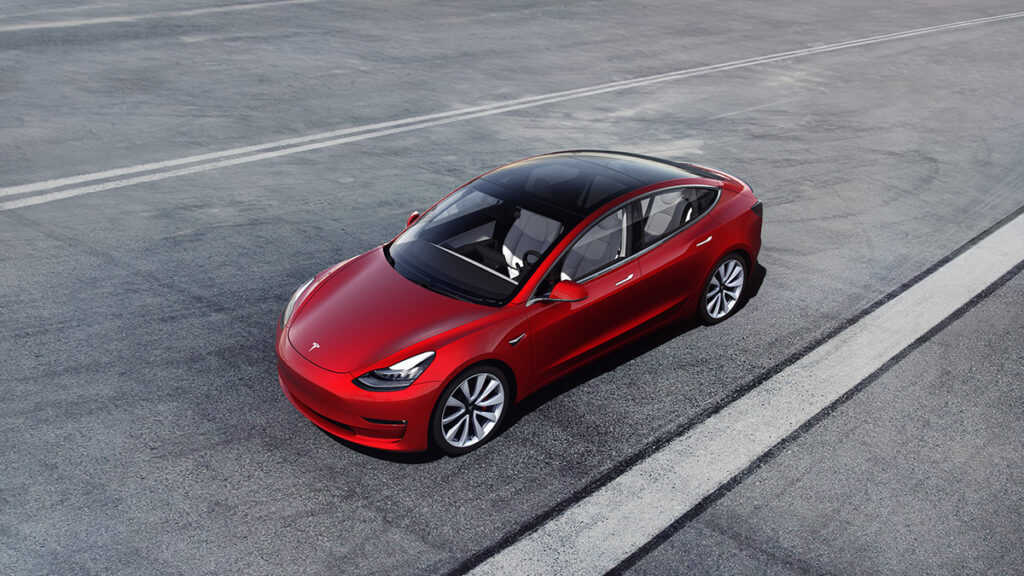 Tesla Model 3 Long Range 2019, Gordon - EV Owner Review