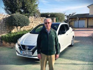 Nissan reveals EV drivers are travelling further than petrol and diesel motorists
