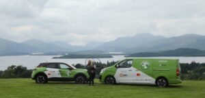 Vauxhall supports all-electric paramotor world record attempt