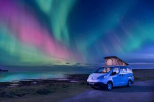 Electric campervan introduced to PaulCamper