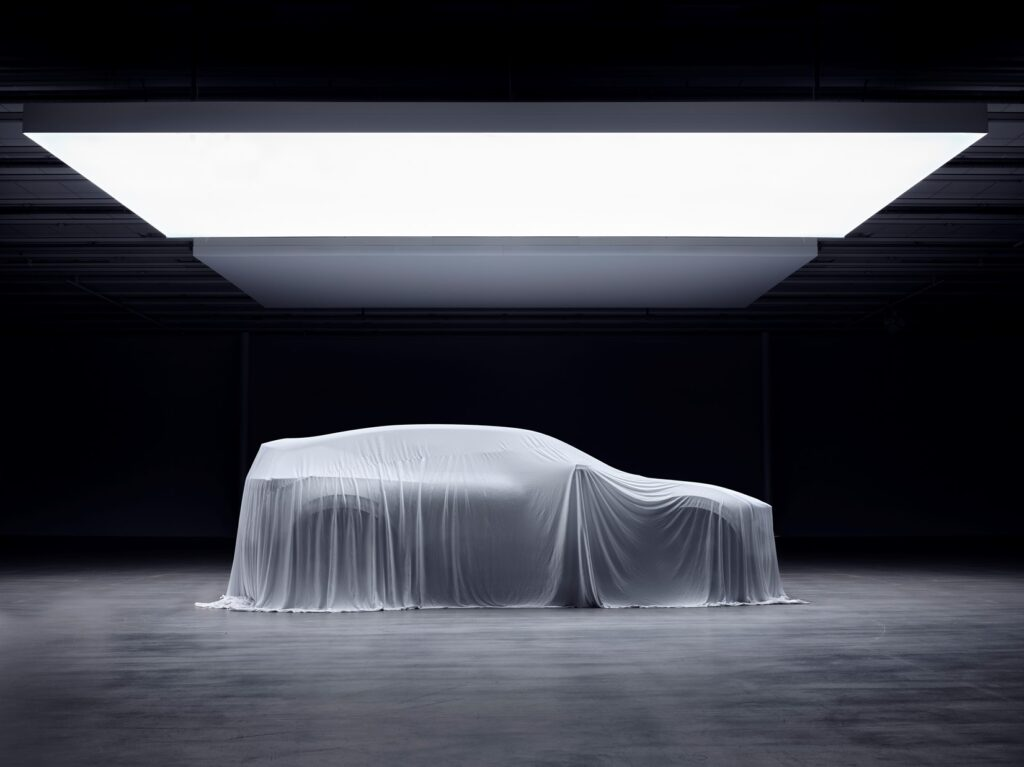 Polestar 3 electric performance SUV to be manufactured in the USA