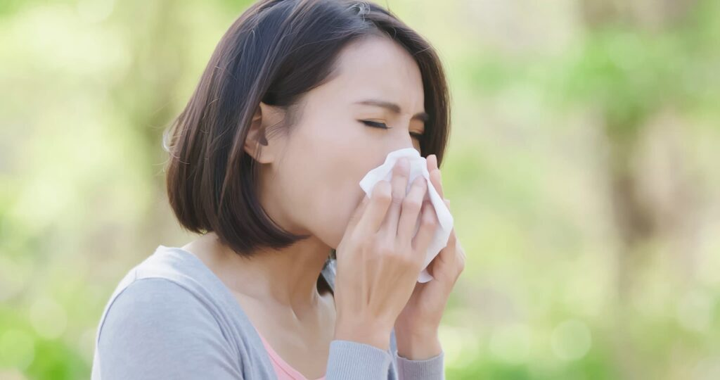 GEM's six-point 'POLLEN' plan aims to reduce risk for drivers with hay fever