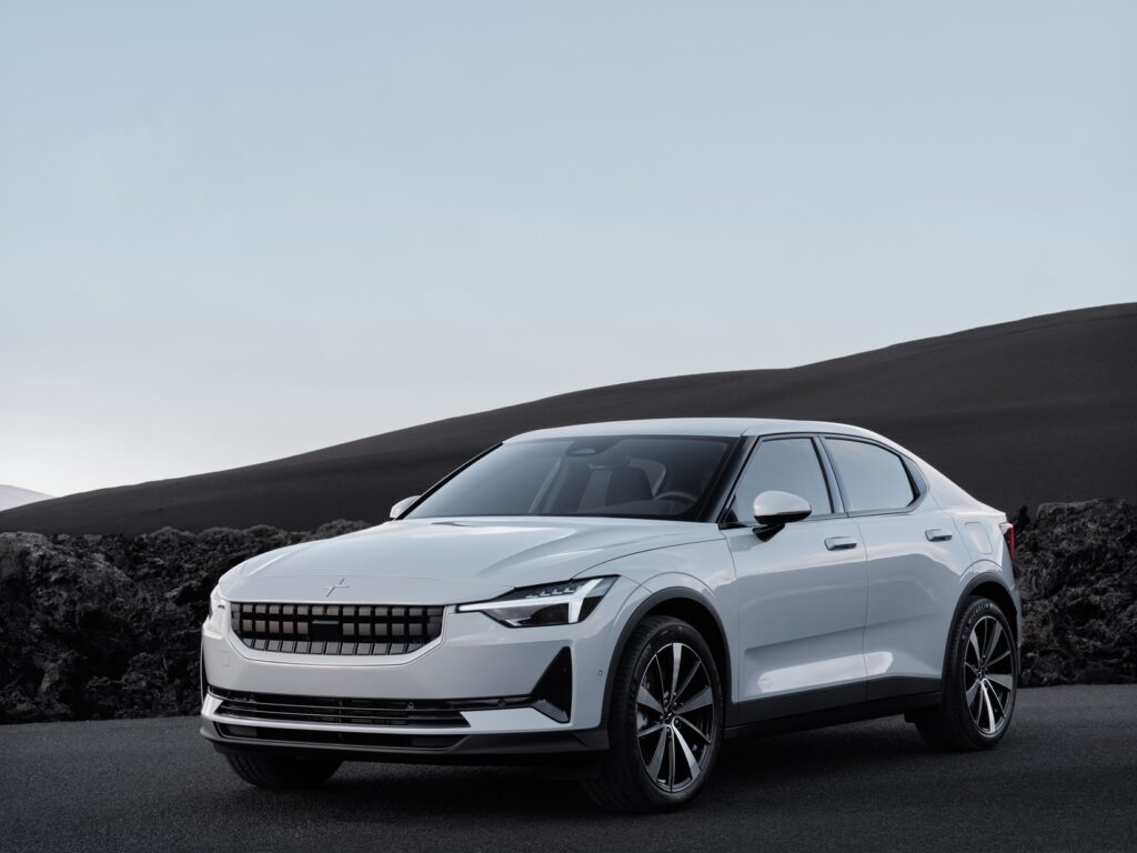 Polestar UK now offers customers access to 100 service points