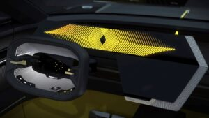 The creative process behind Renault's interior sounds