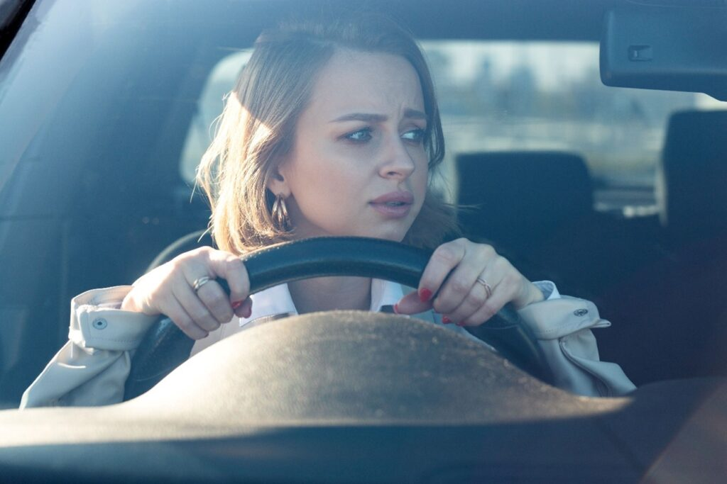 One in four drivers are now more nervous behind the wheel following a year of lockdowns