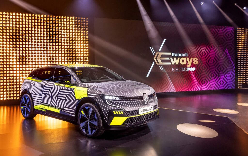 Renault eWays ElectroPop: Renault Group's EV strategy