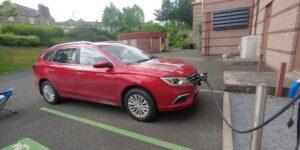 MG5 EV 2021, Stuart - EV Owner Review