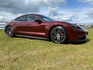 Porsche Taycan 4S 2021, Jason - EV Owner Review