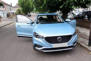 MG ZS EV 2020, Chris - EV owner review